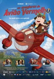 """Produtora executiva do longa-metragem """"As Aventuras do Avião Vermelho"""""""