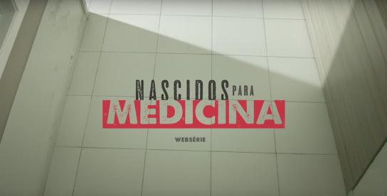 """Show runner da websérie """"Nascidos para a Medicina"""""""